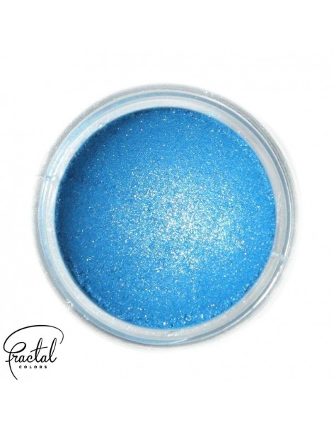 Dust perlat albastru safir,...