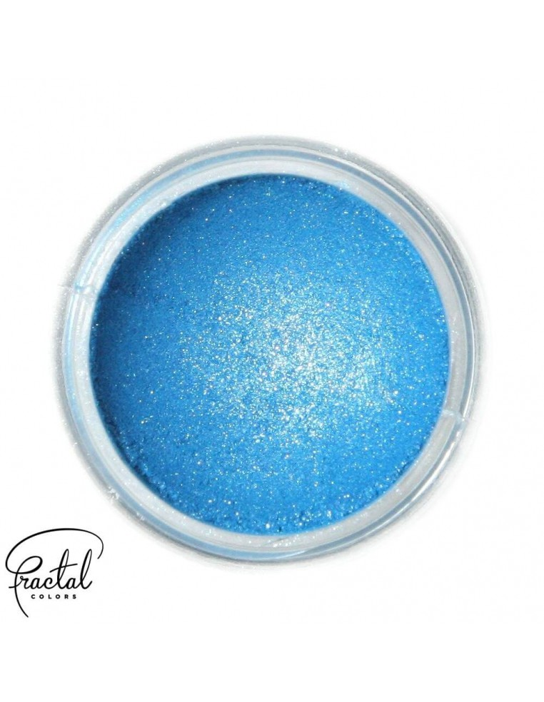 Dust perlat albastru safir, SuPearl...