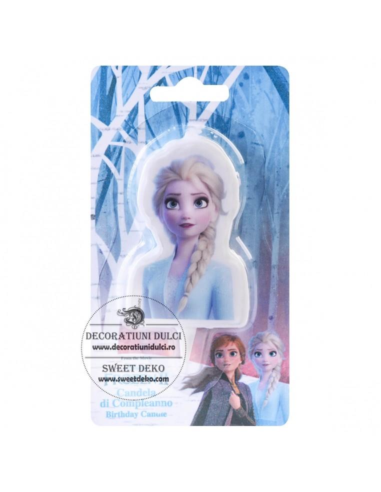 Lumanare bust Elsa