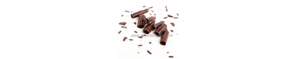 Decoratiuni din ciocolata