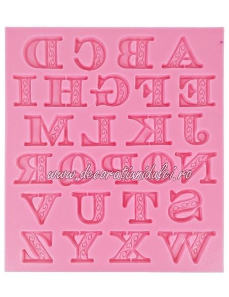 Mulaje litere si cifre
