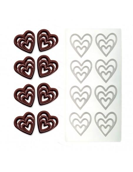Matrita si accesorii decor ciocolata