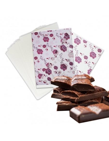 Folii de trafer pentru ciocolata