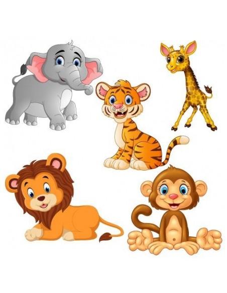 Animalute (domestice, salbatice etc)