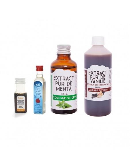 Extracte naturale, arome si esente