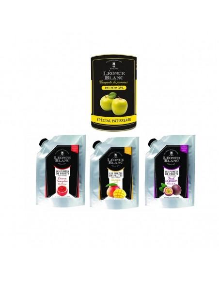 Piure pasteurizat din fructe