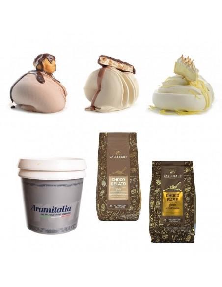 Ingrediente inghetata / gelaterie